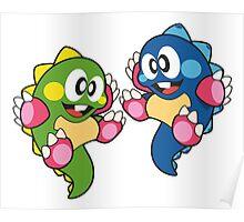 Bubble Bobble Poster
