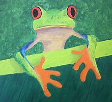 Frog by londie11