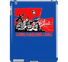 China Propaganda - Mao Flag iPad Case/Skin