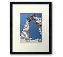 Pergamon Framed Print