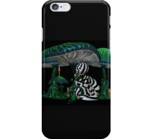 Taking Shelter .. April iPhone Case/Skin