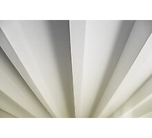 White Ceiling Photographic Print