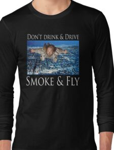 Smoke and Fly Long Sleeve T-Shirt