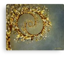 Mystical Willow Canvas Print
