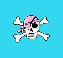 Pink Pirate by onegenerator