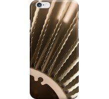 Metallic abstract iPhone Case/Skin