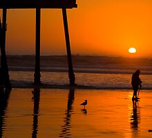 Pismo beach # 3 by Alain Robillard