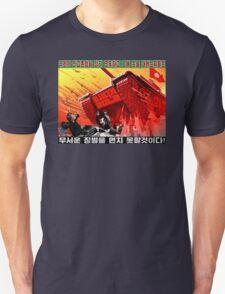North Korean Propaganda - The Tank T-Shirt