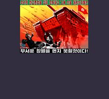 North Korean Propaganda - The Tank Unisex T-Shirt
