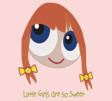 Little Girls are so Sweet T-shirt, etc design Kids Clothes