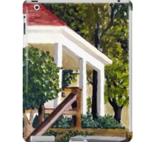 History Still Stands - The Pelliteir House iPad Case/Skin
