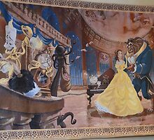 Disney Beauty and The Beast Ballroom Dancing by notheothereye