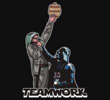 'Teamwork' T-Shirt