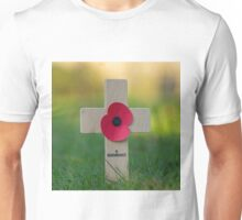 In remembrance Unisex T-Shirt