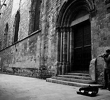 Soloist, Barcelona by Nicole Shea
