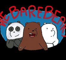 We Bare Bears by Sheikforever