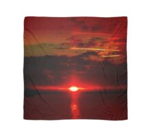 Red Sunset Scarf