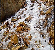 Softly Spoken Waterfall by tc5953