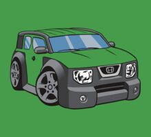Honda Element by Cameron Porter