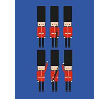 Royal British Guard Photographic Print