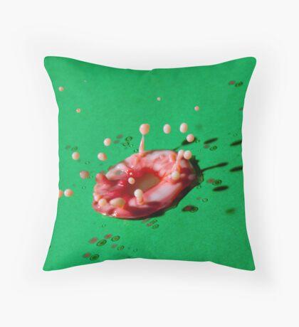 Splash of Colour 8 Throw Pillow