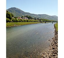 Landscape 5.0 - Salzburg  Photographic Print