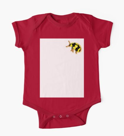 Solo Ladybug One Piece - Short Sleeve