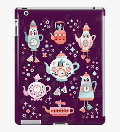 Tea Time!  iPad Case/Skin