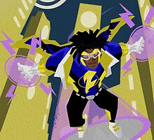 Detective Comics Presents: Superhero Static Shock! by Oreomega95