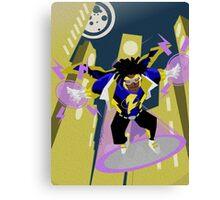 Detective Comics Presents: Superhero Static Shock! Canvas Print
