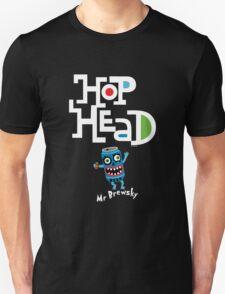Hop Head (Mr Brewsky) - on darks T-Shirt