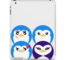 Mawaru Penguins iPad Case/Skin