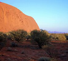 Uluru Sunrise, Northern Territory, Australia by Adrian Paul