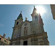 City Center - Vienna Photographic Print