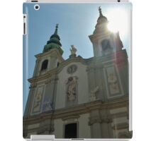 City Center - Vienna iPad Case/Skin