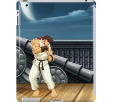 Street Fighter Ryu iPad Case/Skin