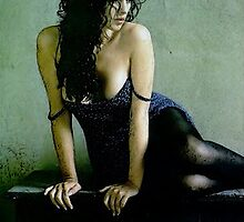 monica bellucci by ranjay