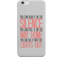 You Are in Love iPhone Case/Skin