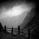 Top of Honister Pass by marshall calvert  IPA