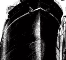 Every Rivet A Bullet - Speed The Ships - WW2 Sticker