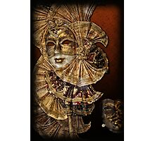 Venetian mask n. 2 Photographic Print