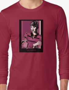 Anna May Wong 1920s Portrait  Long Sleeve T-Shirt