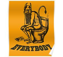 Everybody, Even the Devil Poster
