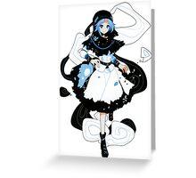 Touhou - Ichirin Kumoi Greeting Card