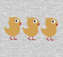 Cute chicks Kids Tee