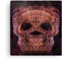 Animal Tribal Skull Print (Orphan Black Inspired) Canvas Print