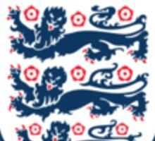 England Soccer Sticker Sticker