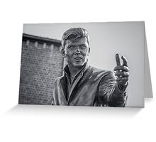 Billy Fury Greeting Card