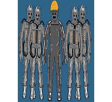 The Second Cybermen (Tomb Cybermen) Photographic Print