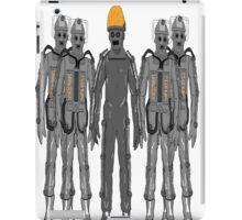 The Second Cybermen (Tomb Cybermen) iPad Case/Skin